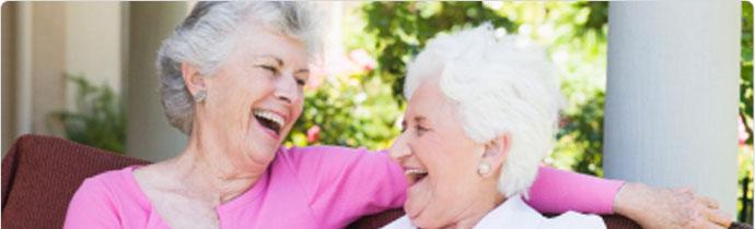 Les Ehpad : maisons de retraite médicalisées